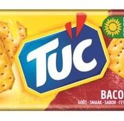 Lu Lu Tuc Bacon 100 gram -Doos 24 stuks
