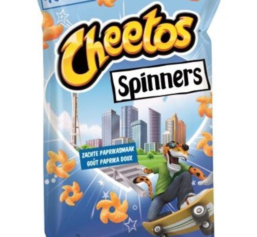 110gr Cheetos Spinners Paprika -Doos 8 stuks