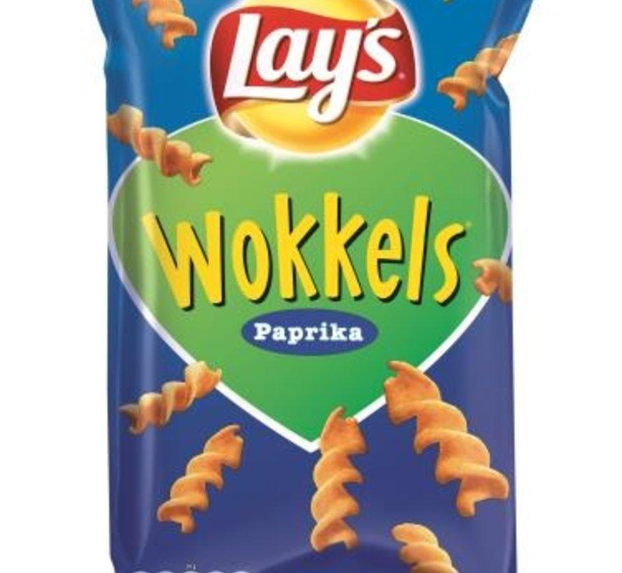 100gr Wokkels Paprika