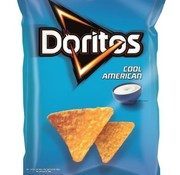 Doritos Doritos Cool American 185 gram -Doos 10 stuks
