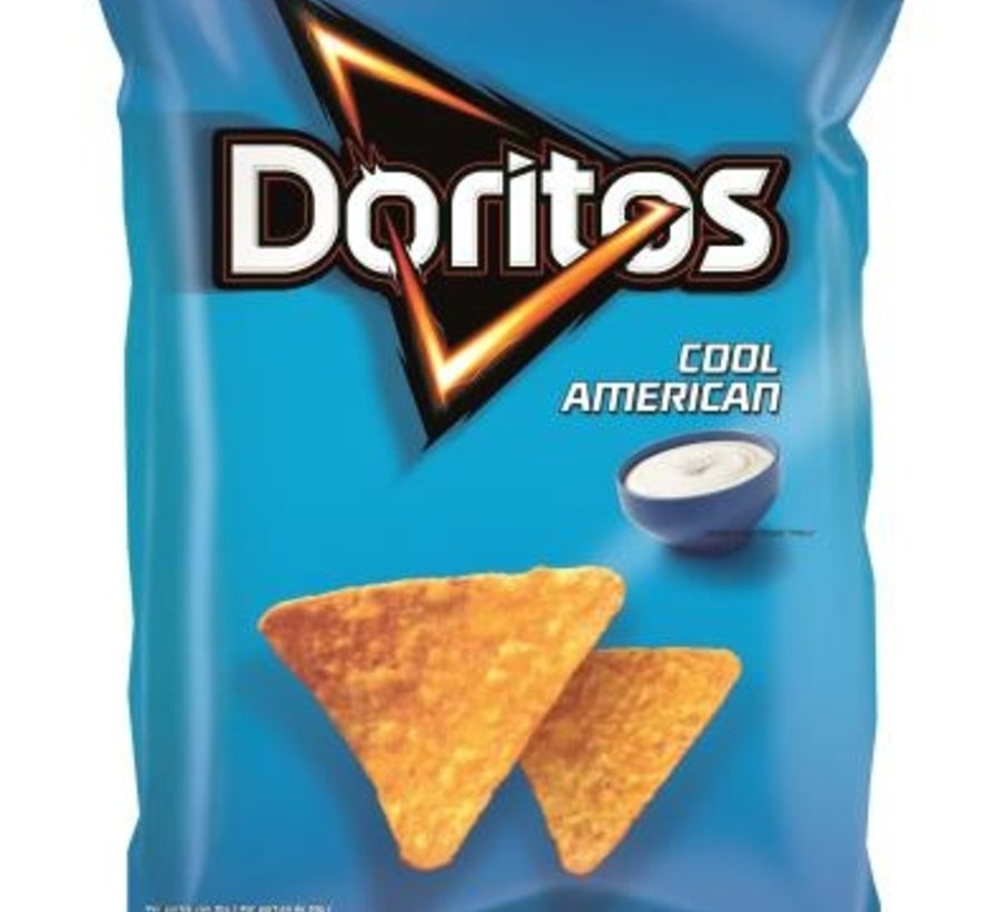 Doritos Cool American -Doos 10 stuks