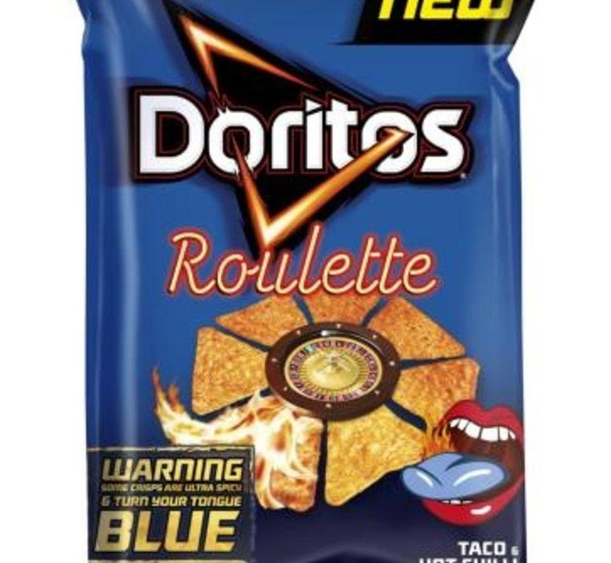 Doritos Roulet Blue Tong -Doos 10 stuks