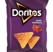 Doritos Doritos Pure Paprika 185 gram -Doos 9 stuks