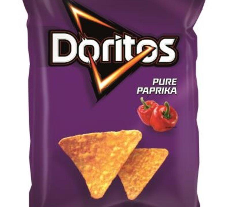 185gr Doritos Pure Paprika-Doos 10 stuks