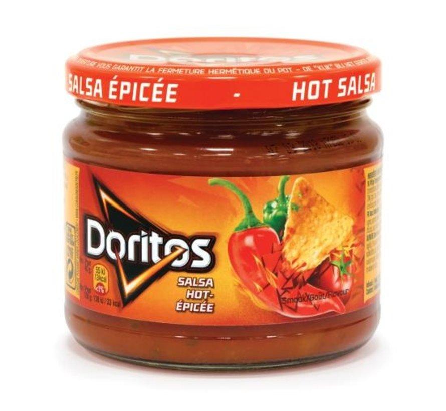 Doritos Dippas Dip Hot Salsa -Doos 12 stuks