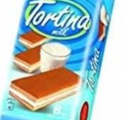 Tortina Melk Cakejes -Doos 12 stuks