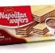 Napolitan Kakao Wafels -Doos 20 stuks