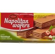 Napolitan Hazelnoot Wafels -Doos 20 stuks