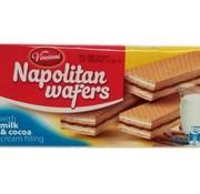 Napolitan Milch Kakao Wafels -Doos 20 stuks