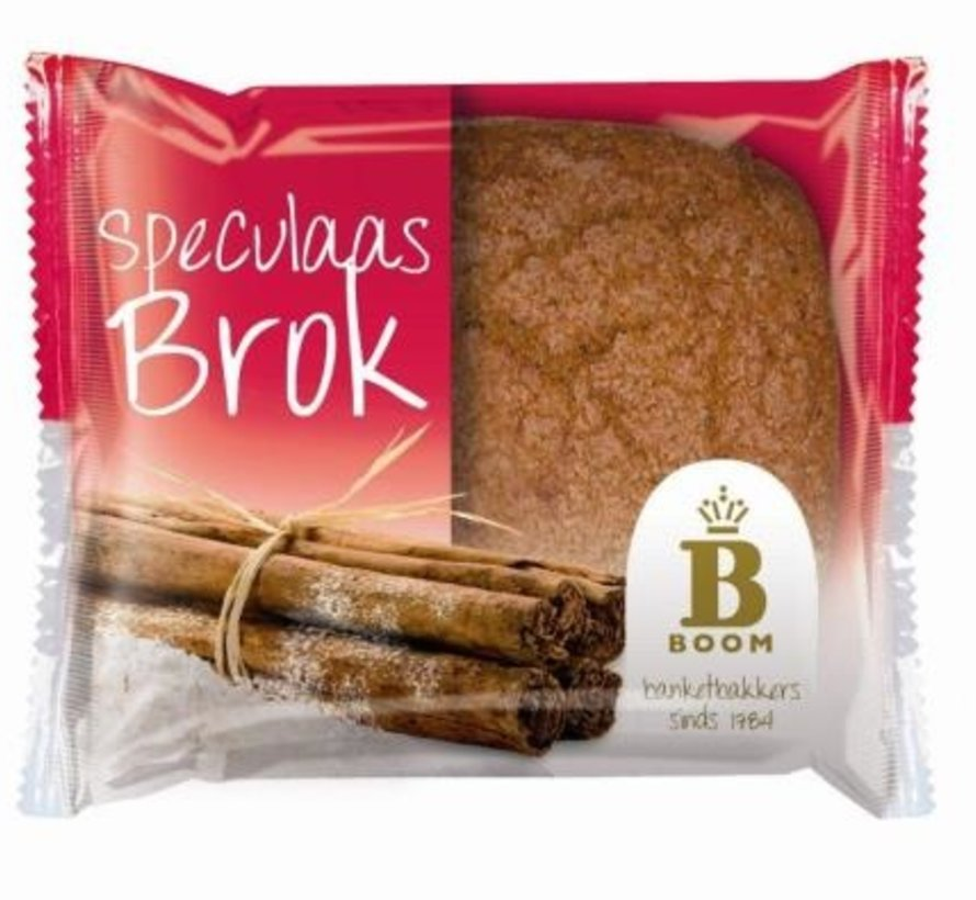 Dpl Rb Speculaas Brok 53gr -Doos 30 stuks