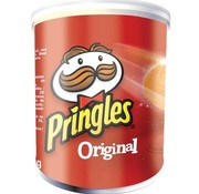 Pringles Pringles Mini Original -Tray 12 stuks