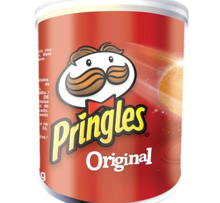 40gr Pringles Original -Doos 12 stuks