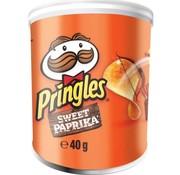 Pringles Pringles Mini Sweet Paprika 40 gram -Doos 12 stuks