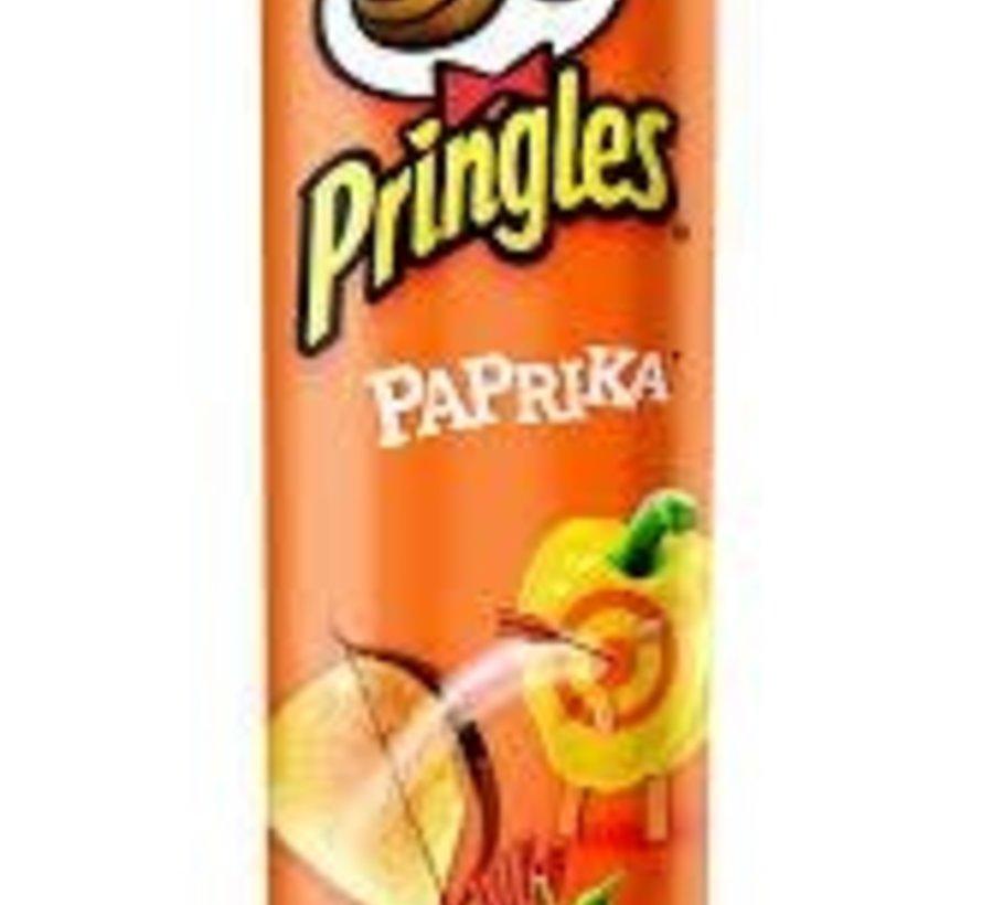 Pringles 165gr Paprika -Doos 19 stuks