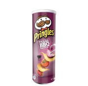 Pringles Pringles Texas Bbq Sauce -Doos 9 stuks