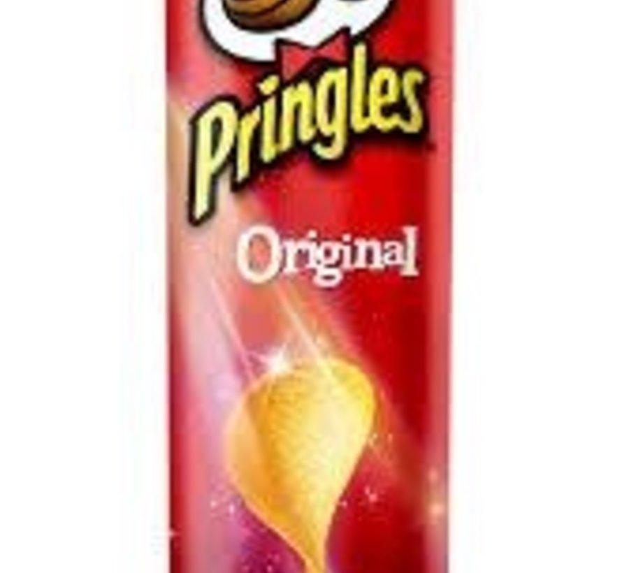 Pringles 165gr Original -Doos 19 stuks