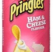Pringles Pringles Ham&Cheese -Doos 9 stuks