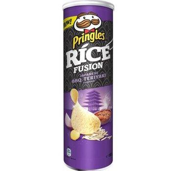 Pringles Pringles Rice Japanes Bbq Teryaki -Doos 9 stuks
