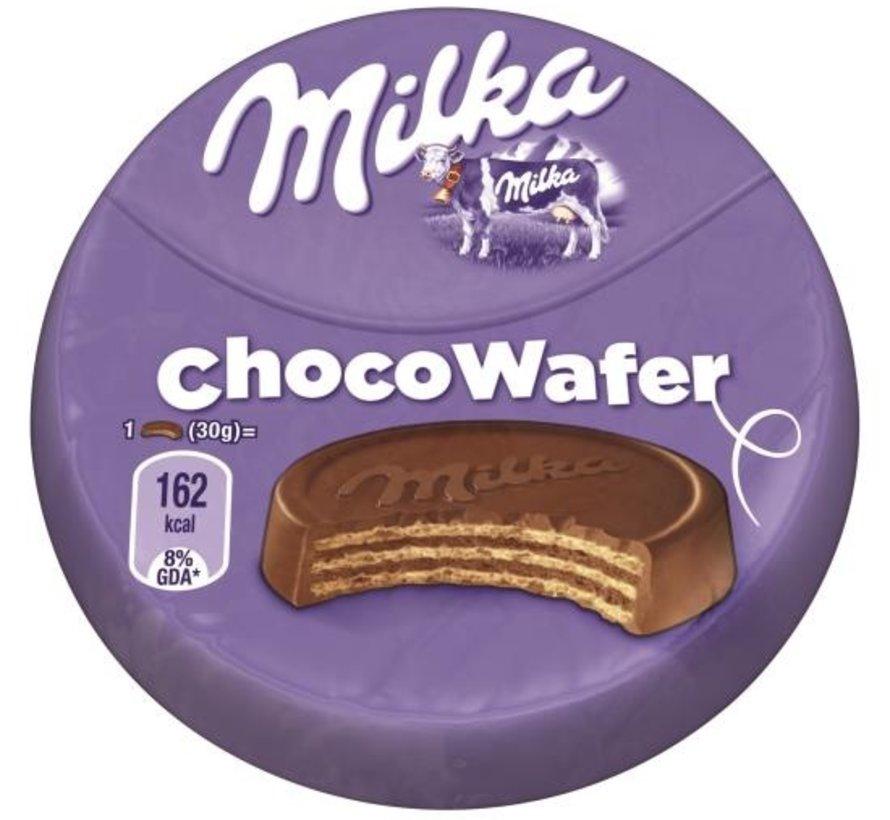 Milka Choco Wafer Melk 30gr -Doos 30 stuks