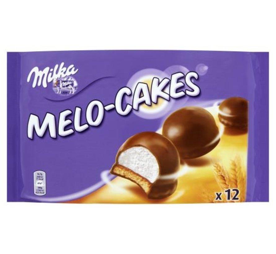 Milka Melocakes 200gr Choco -Doos 12 stuks