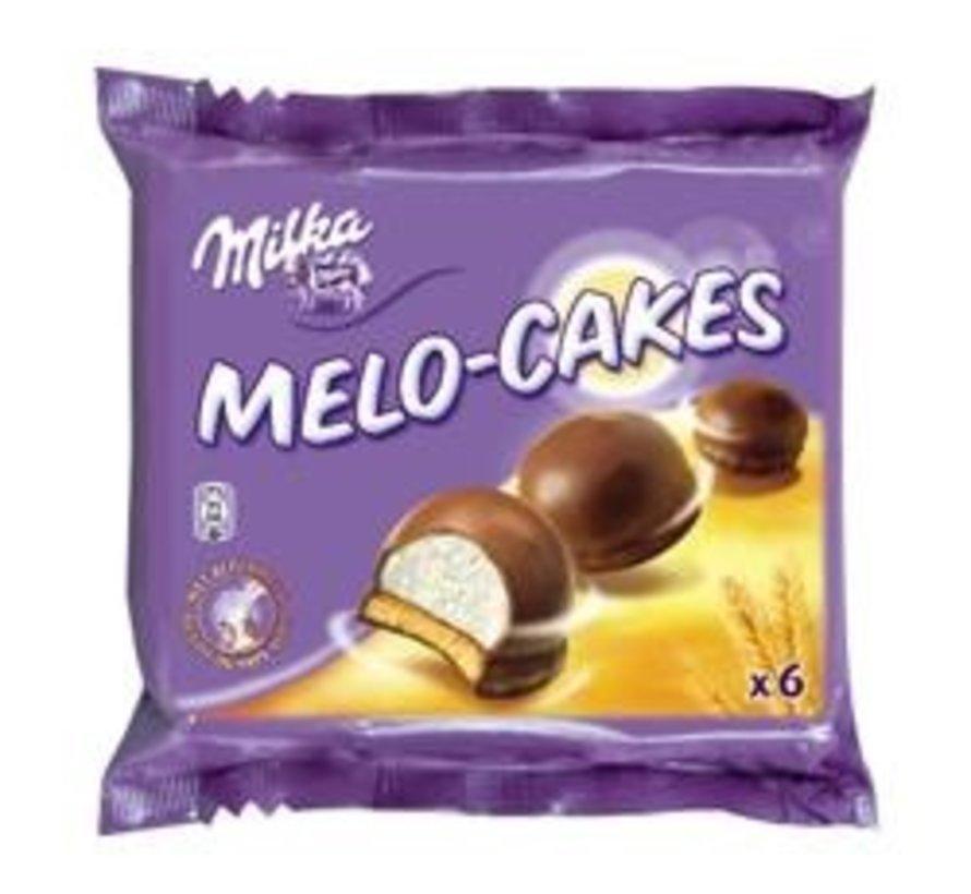 Milka  Melocakes 100gr -Doos 12 stuks
