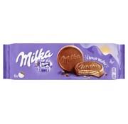 Milka Milka Choco Wafer Melk 180gr -Doos 18 stuks