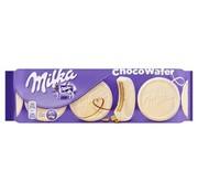 Milka Milka Choco Wafer Wit 180gr -Doos 18 stuks