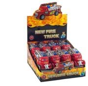 Sugro Imp Fire Truck Brandweer Auto -16 stuks