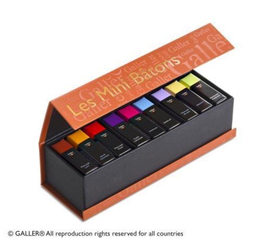 Galler Koffertje 36 Mini Bars