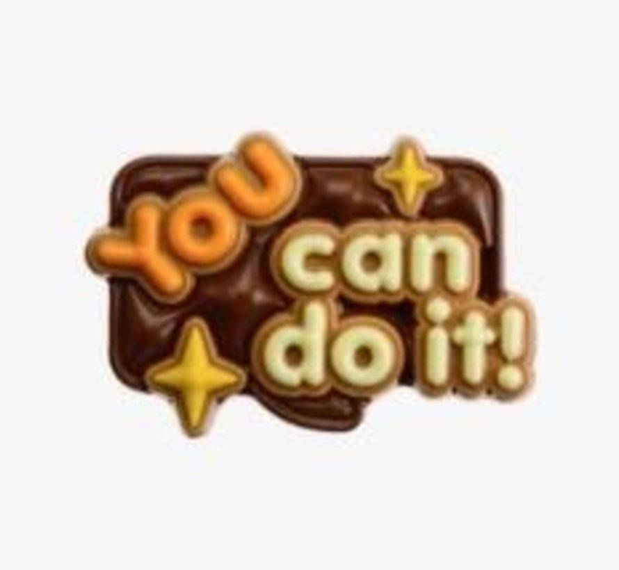 130gr You Can Do It Melk Tabl -Doos 8 stuks