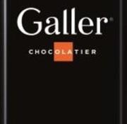 Galler Chocolade Puur Vanille Reep -Doos 12 stuks