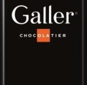 Galler Chocolade  Wit Kokos Reep -Doos 12 stuks