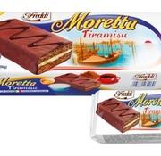 Freddi Moretta Tiramisu 300 gram -Doos 12 stuks