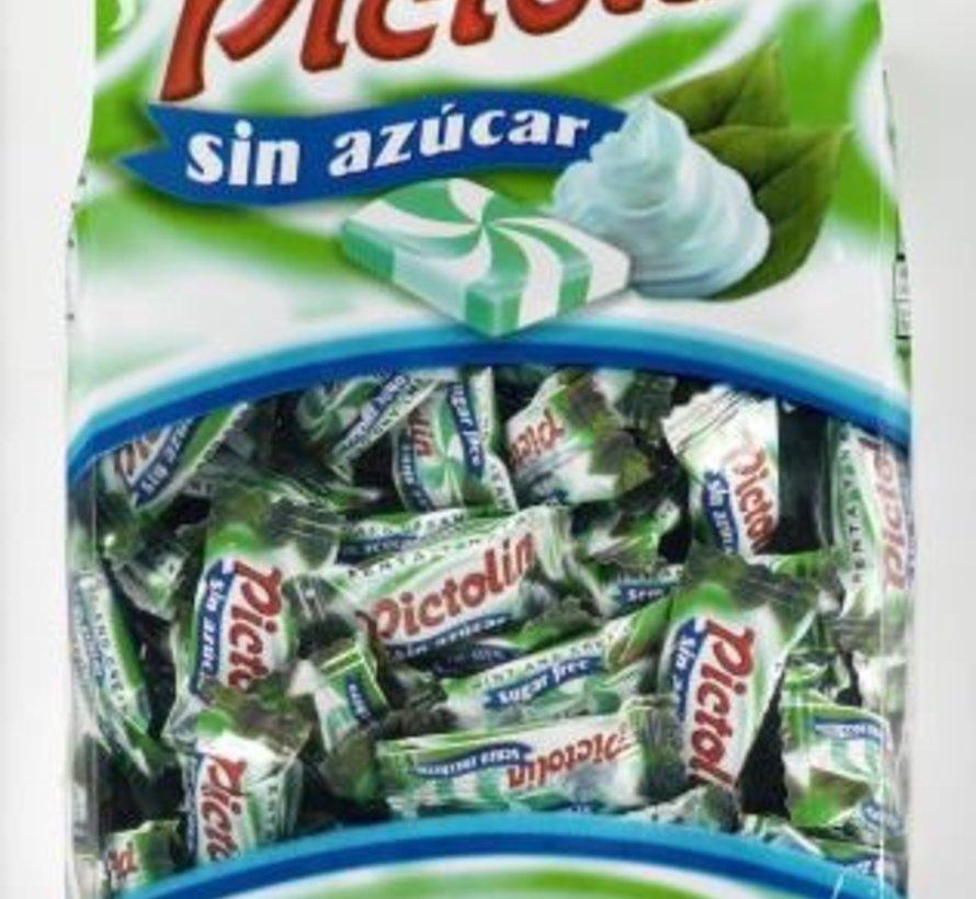 Pictolin Mint&Cream Svuikervrij -1kg