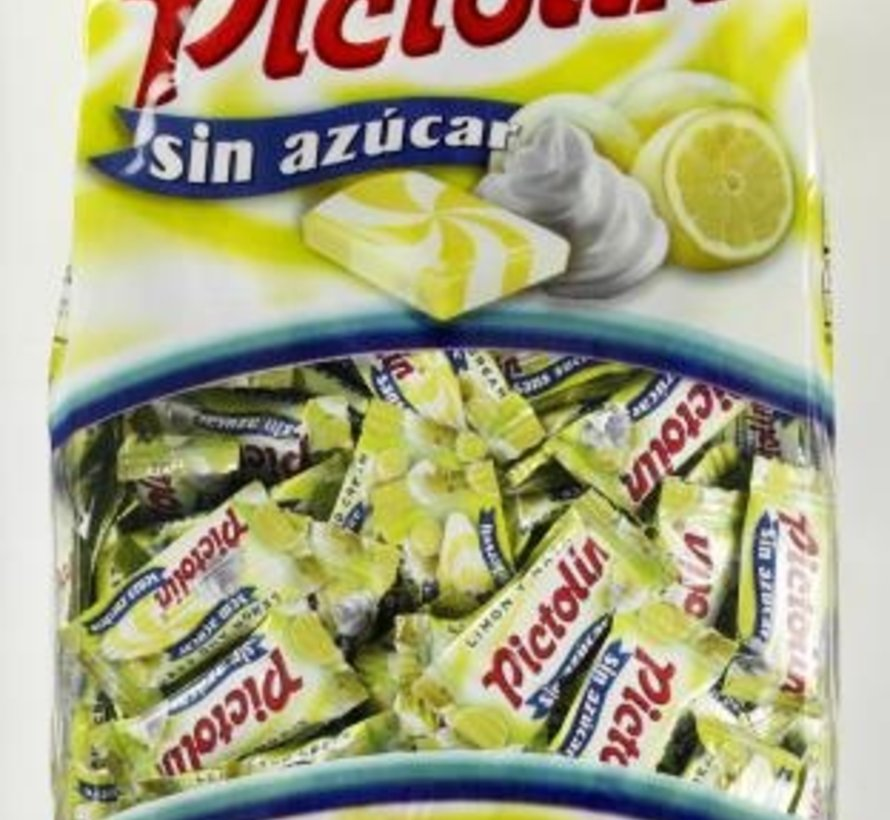 Pictolin Lemon&Cream Suierkvrij 1kg