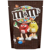 Mars M&Ms Choco Family Bag 220 gram -Doos 12 stuks