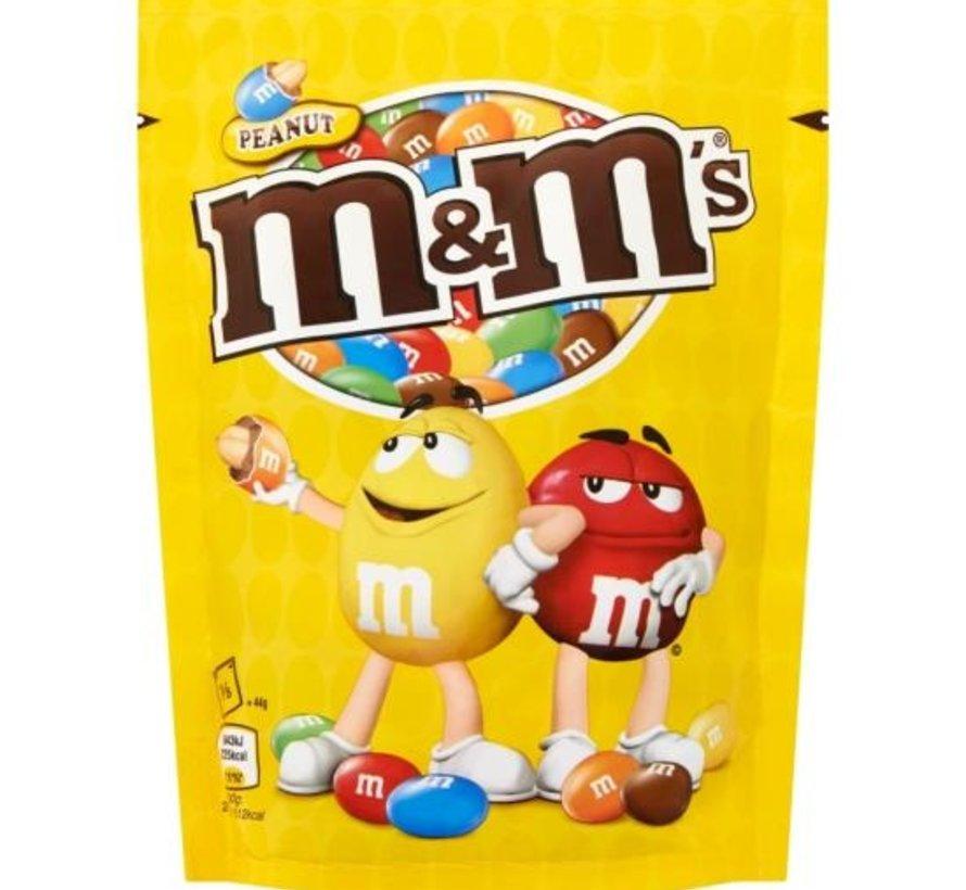 M&Ms Pinda Family Bag 220 gram - Doos 12 stuks