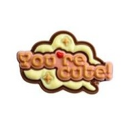 Sweet Talk Choclade Tablet 130gr You'Re Cute! -Doos 8 stuks