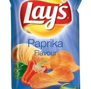 Lays Lays Chips Paprika 175 gram -Doos 8 stuks