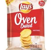 Lays Lays Oven Naturel 35 gram -Doos 20 stuks