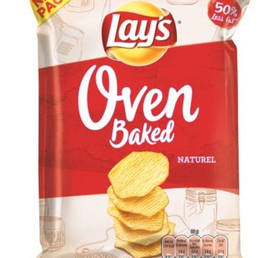 35gr Lays Oven Naturel -Doos 20 stuks