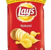 Lays Lays Naturel Chips 40 gram -Doos 20 stuks