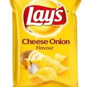 Lays Lays Cheese Onion 40 gram -Doos 20 stuks