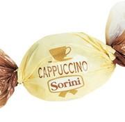 Sorini Cappuccino Cream Milk Chocolade Kogels - 1 Kilo