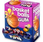 Vidal Basketbal Kauwgom -Doos 200 Stuks