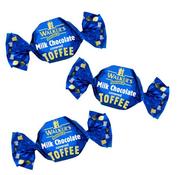 Walker's Blauwe wikkel Melk Chocolade Omhuld Toffee