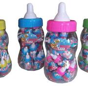 Baby Baby Fles XXL  Met 20 Stuks Mini flesjes