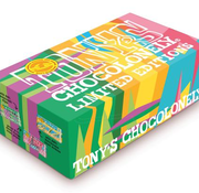 Tony'S Chocolonely Tony's Kado 3 tablet Limiteds -Doos 8 stuks