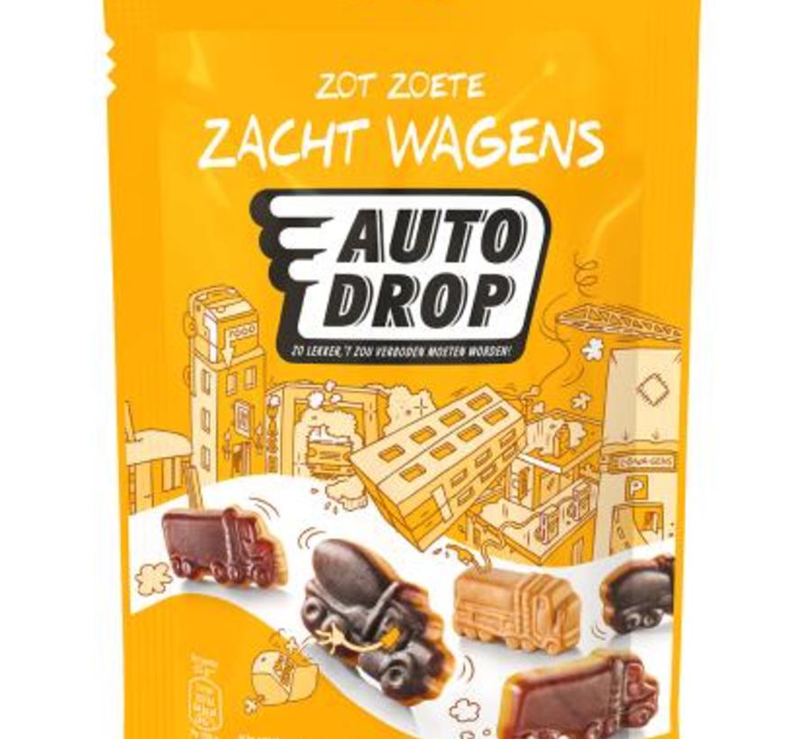 Zachte Wagens Autodrop - Doos 15 Stuks