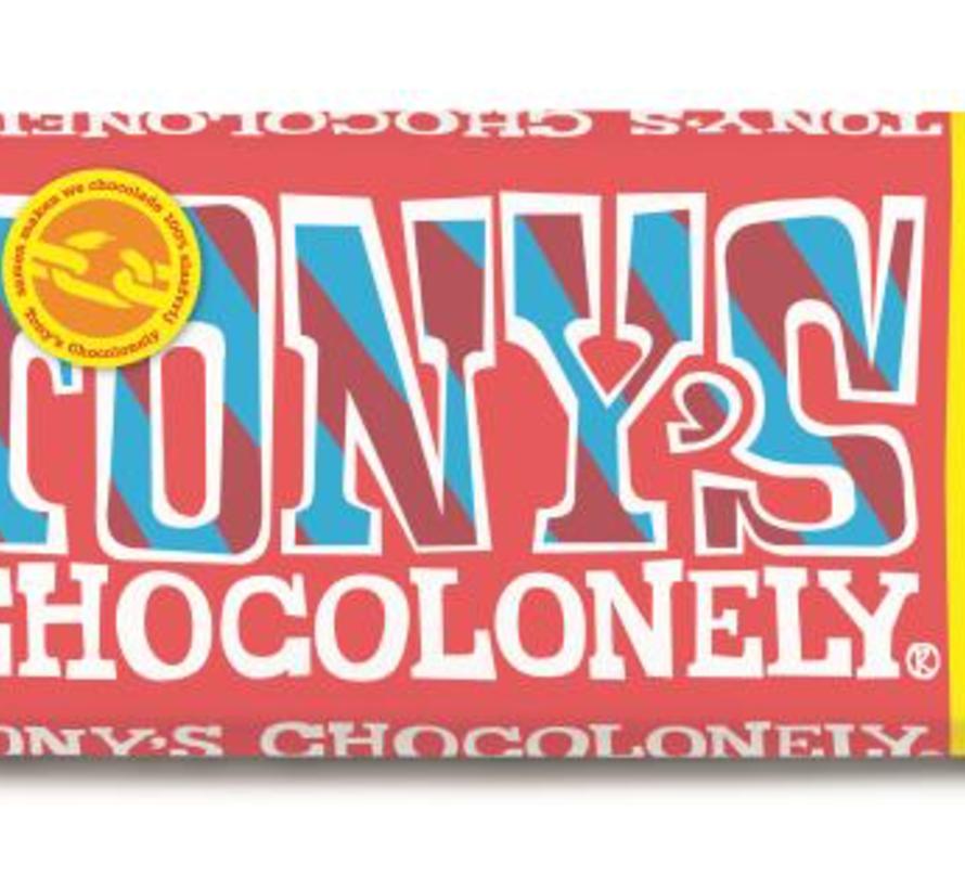 Tony's Chocolonely Shortbread Caramel Doos 15 stuks